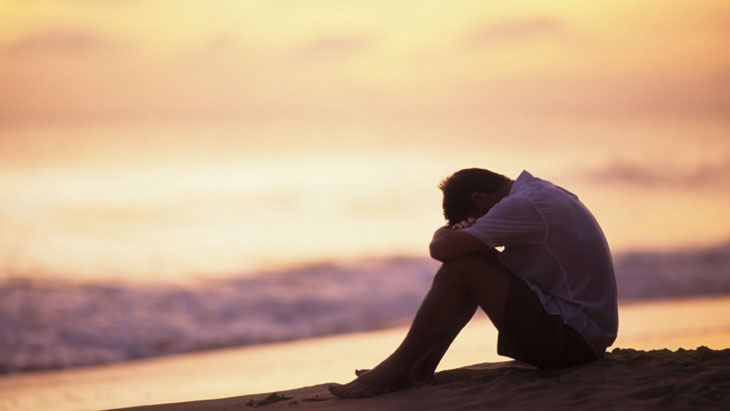 Isolation at Christmas 'can cause depression'