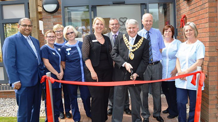 Spire Parkway Cancer treatment centre in Solihull now open