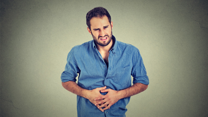 Don't keep IBS symptoms to yourself